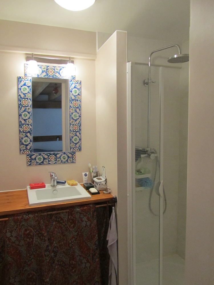 La fontaine des roumieres istanbul for Chambre d hotes bayonne